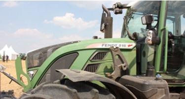 PU-Composite: Neue Entwicklungen und Anforderungen für landwirtschaftliche Fahrzeuge