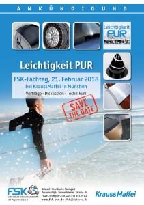 FSK-Fachtag Leichtigkeit PUR - Programm und Anmeldung